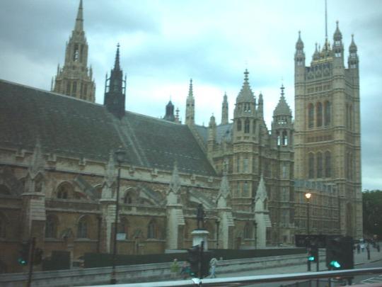 ArriŠre du Parlement
