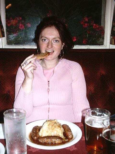 Sherlock Holmes's Pub-Moi et mon Plat Dr Watson's Favorite