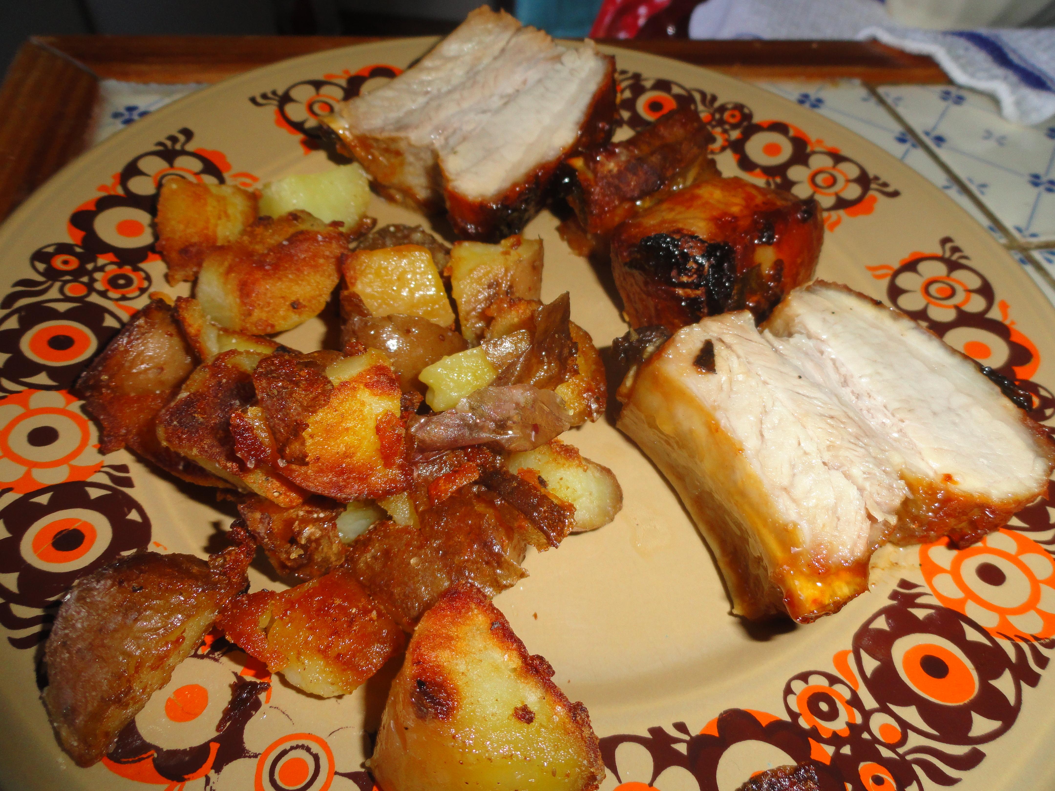 Travers De Porc Caram 233 Lis 233 S Barbecue Ribs Geri Tara