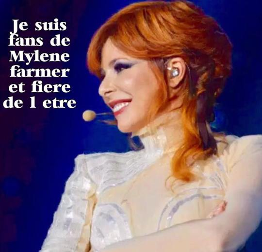 fan de mylene
